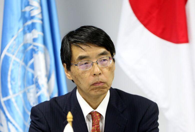 Japão oferece ajuda financeira ao Brasil em apoio a venezuelanos
