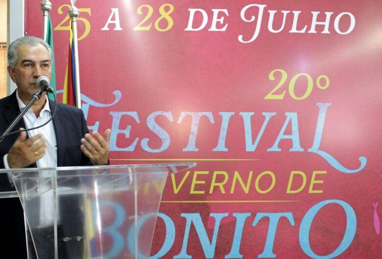"""Festival de Inverno de Bonito é lançado como """"multicultural"""""""