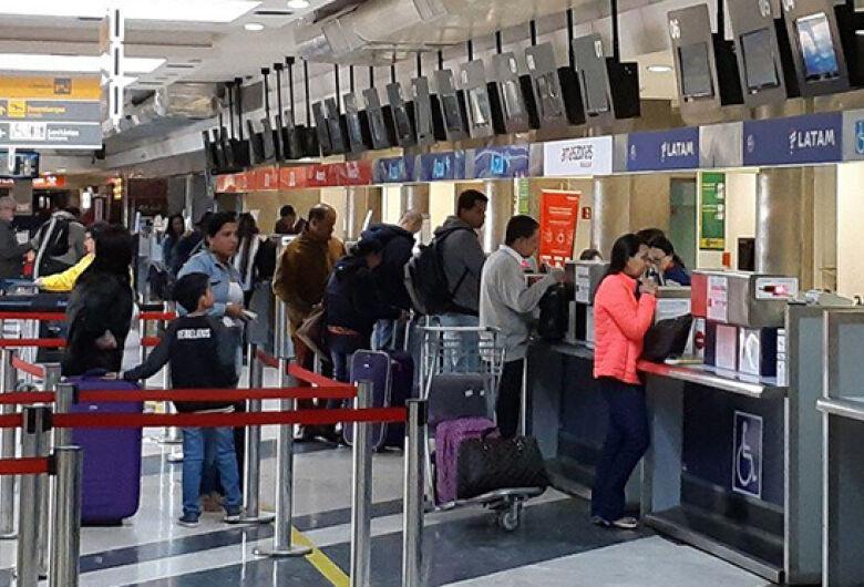 Reforma do aeroporto de Campo Grande será autorizada este mês
