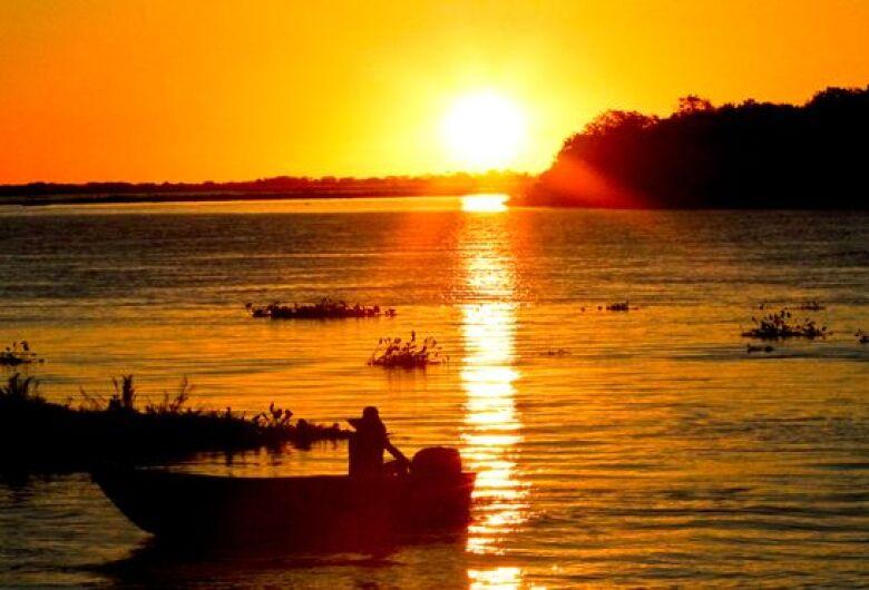 Quinta-feira de sol e altas temperaturas em Mato Grosso do Sul