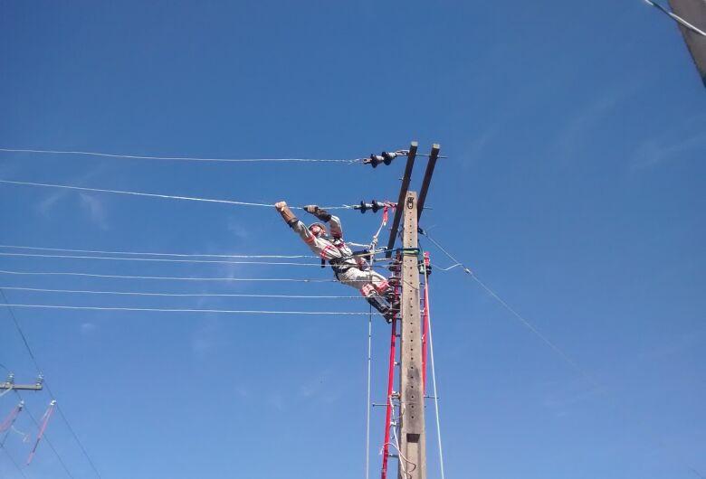 Energisa realiza Curso de Formação de Eletricistas em Dourados
