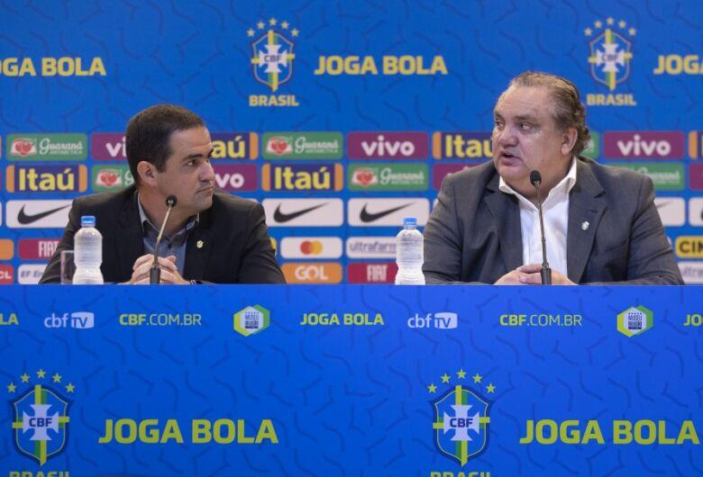 Seleção olímpica é convocada com Pedrinho, Antony e Arthur Cabral
