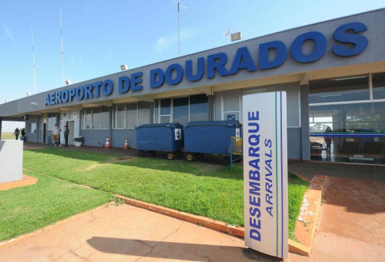 Secretaria Nacional afirma que ampliação do Aeroporto de Dourados segue cronograma