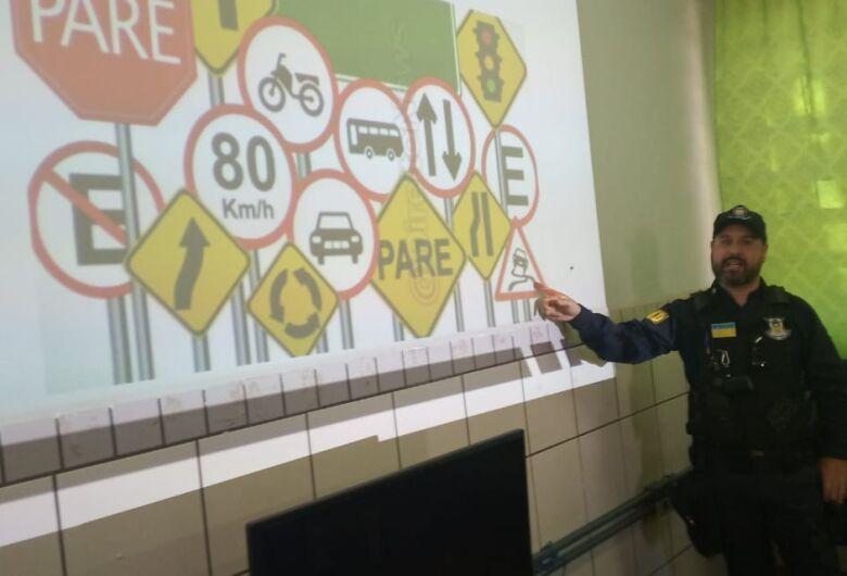 Guarda Municipal de Dourados realiza ciclo de palestras em escolas