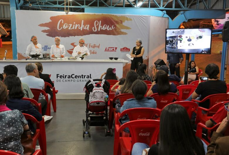 Festival do sobá segue com diversas atrações culturais até domingo
