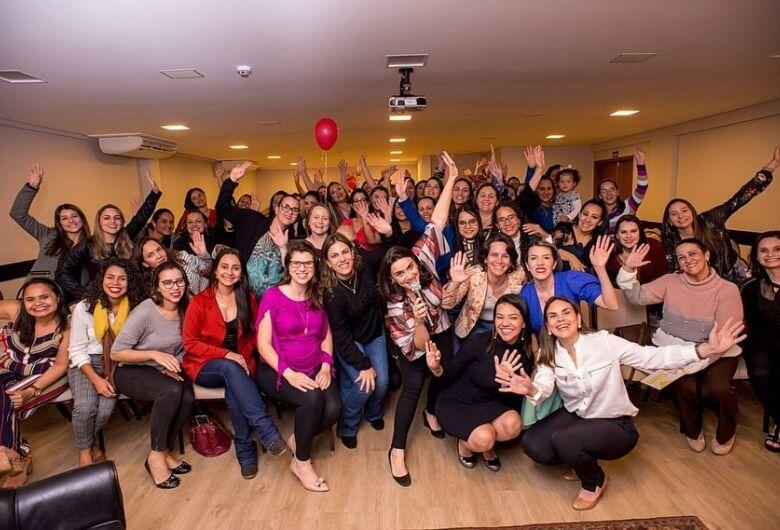 Mais de 120 mulheres lotam auditório do 2º Mãe Jornalista Convida