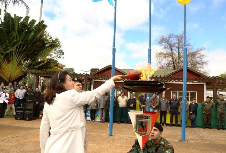 Cinco escolas de Dourados terão hora cívica durante a Semana da Pátria