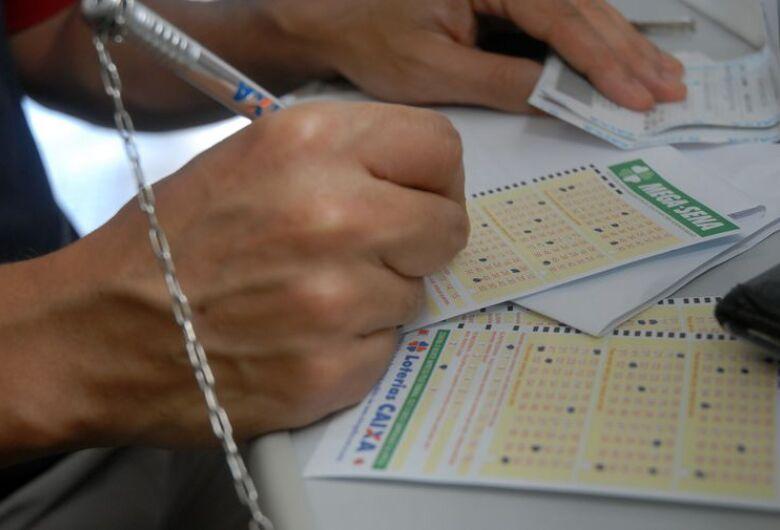 Mega-Sena sorteia nesta quarta-feira prêmio de R$ 31 milhões