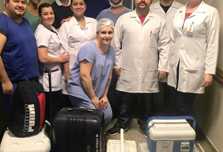 Dourados faz nova captação de órgãos no Hospital da Vida