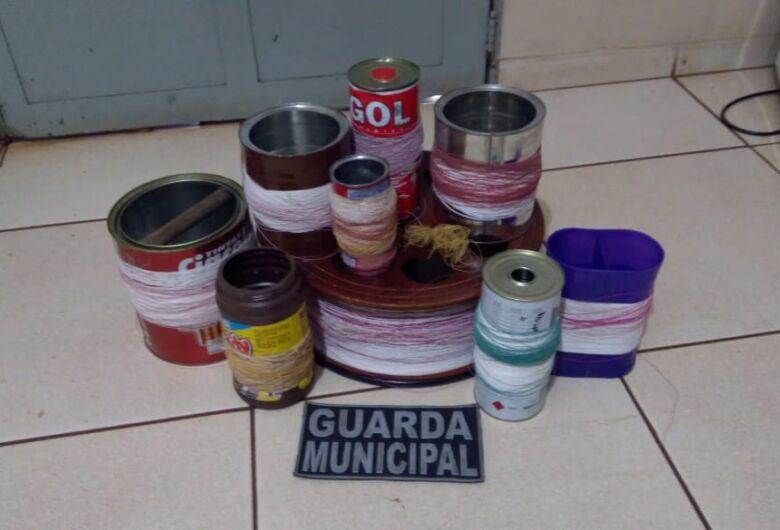 Guarda Municipal alerta para os acidentes envolvendo cerol nas linhas de pipa