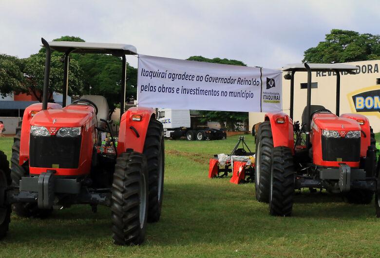 MS no Campo desta semana destaca os novos investimentos na agricultura familiar