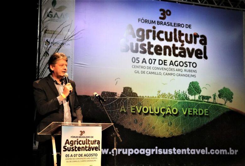 Mato Grosso do Sul caminha para se tornar referência nacional na agricultura sustentável