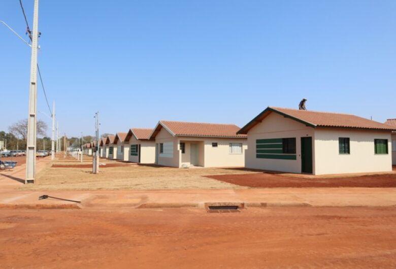 Prefeitura sorteia 25 casas para famílias em situação de extrema vulnerabilidade