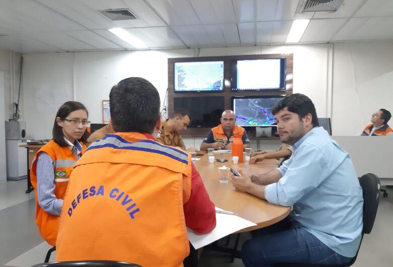 Defesa Civil instala Sala de Situação Integrada para monitorar surgimento de incêndios em MS
