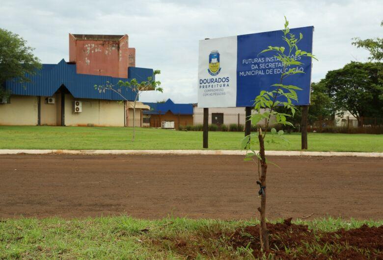 Educação de Dourados pode ter mais duas escolas e um Ceim em breve