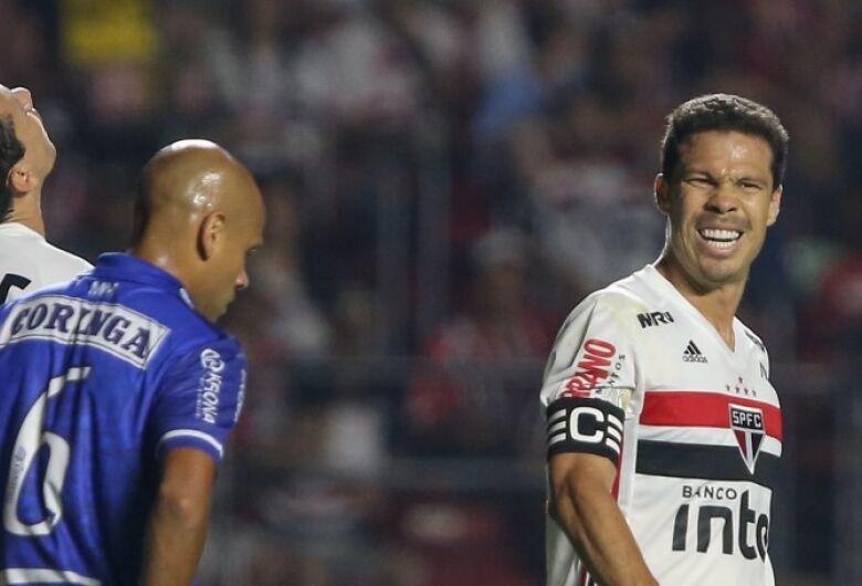 São Paulo fica no empate com o CSA no Morumbi