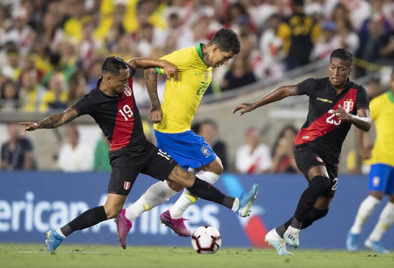 Brasil é superado pelo Peru e encerra amistosos nos EUA sem vitória