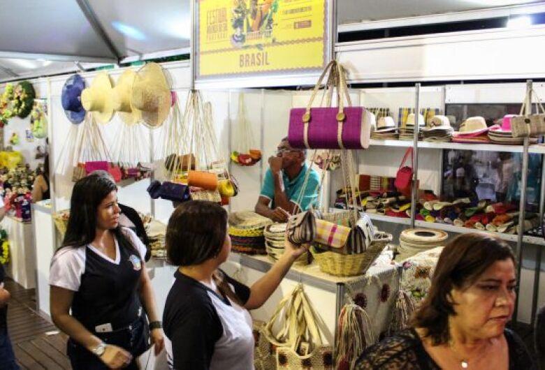 Festival América do Sul seleciona entidades para compor o Pavilhão do Artesanato