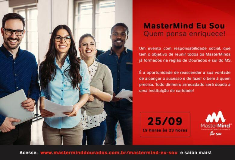 Evento MasterMind pretende arrecadar doações para 4 instituições de caridade