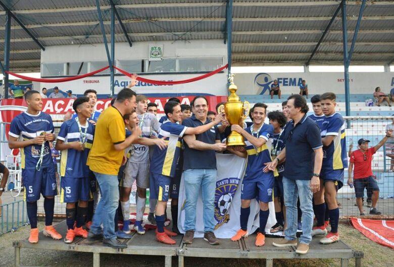 Nos pênaltis, GSA bate Seduc e conquista título inédito do Estadual Sub-17