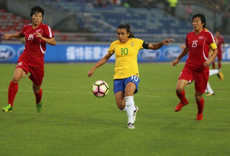 Seleção Feminina participará de Torneio Internacional na China