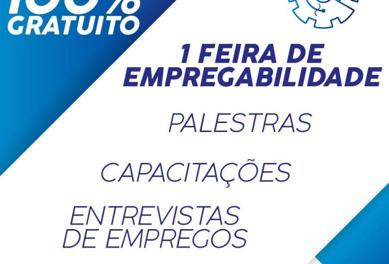 Feira da Empregabilidade terá palestras de capacitação e ofertas de emprego em Dourados