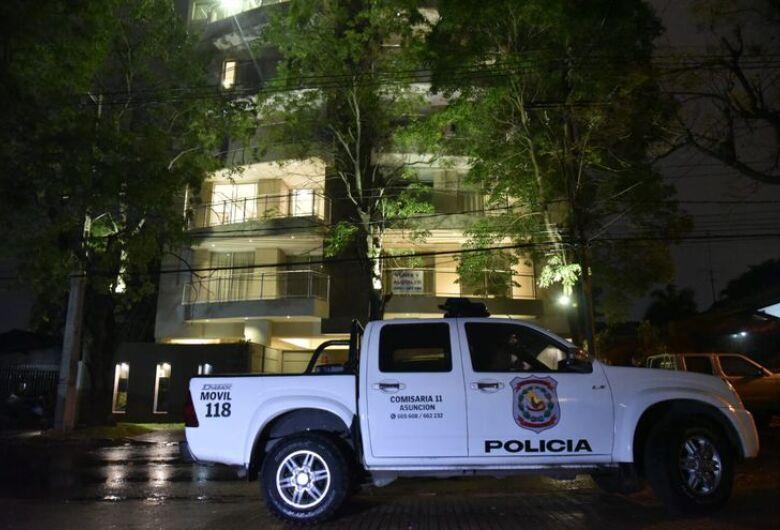 Polícia do Paraguai prende suposto fornecedor de armas e drogas a facções no Brasil