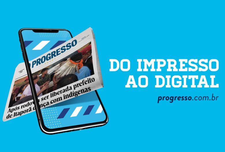 Jornal O Progresso 100% digital