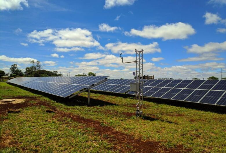 UFGD inaugura amanhã o seu novo sistema de energia solar