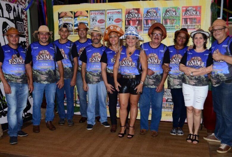 Centro de Tradições Nordestinas realiza a 19ª  Festsol