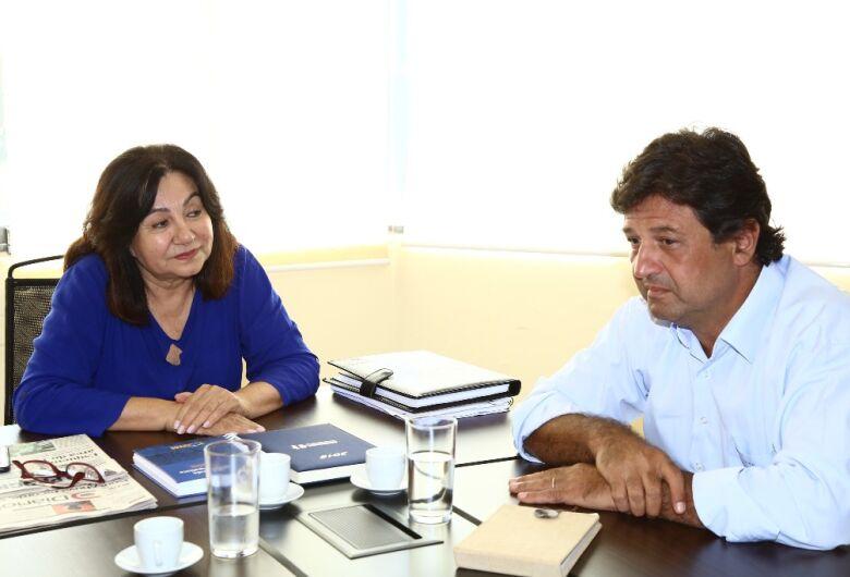 Ministro da Saúde libera recursos e convênios nesta sexta-feira em Dourados