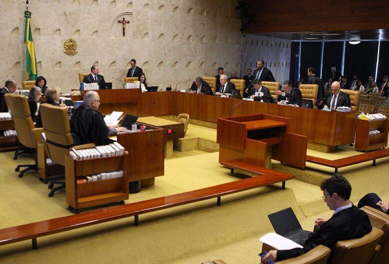 Ministros começam a analisar hoje a prisão de segunda instância