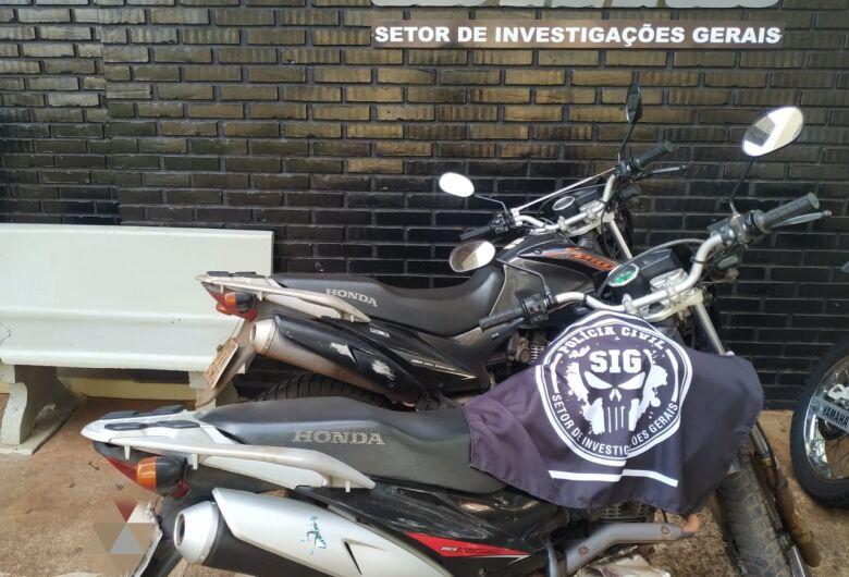 """""""Grupo tinha missão de roubar seis motos em Dourados"""", diz delegado"""