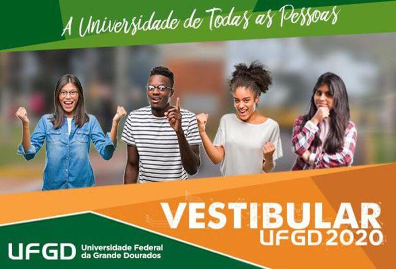 UFGD divulga concorrência preliminar do Vestibular 2020