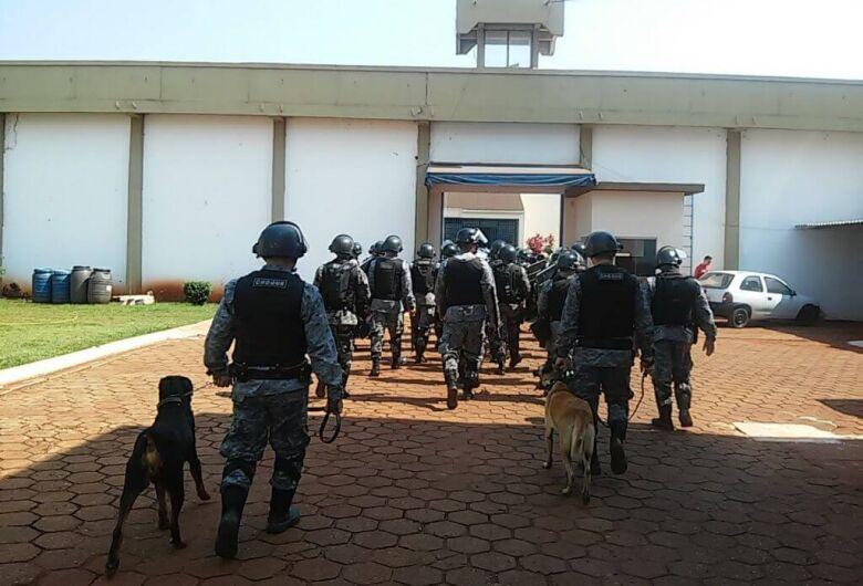 Gaeco realiza operação em Dourados e Capital contra líderes de facção