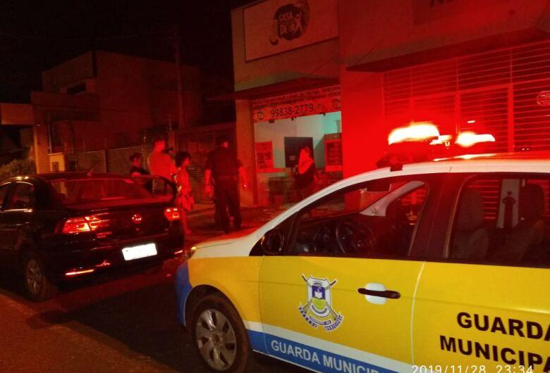 Guarda Municipal prende autores de furto na área central