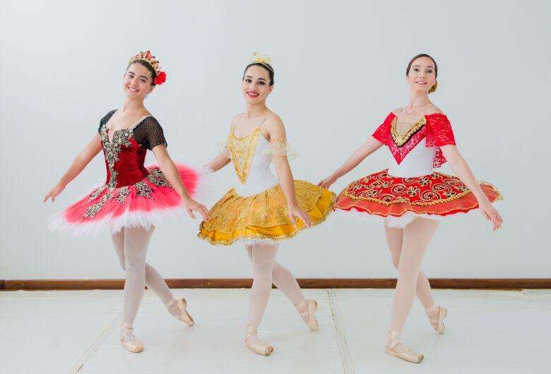 Studio Blanche Torres apresenta espetáculos no Teatro Municipal