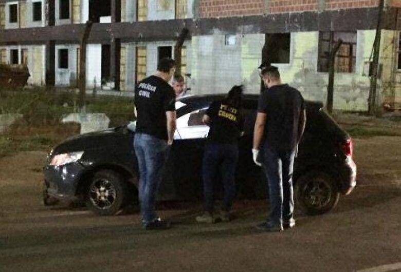 Jovem é executado com cerca de 20 tiros em Ponta Porã