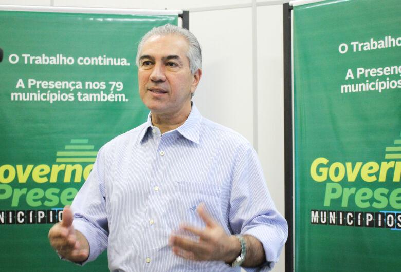 Reinaldo autoriza a construção da sede do DOF em Dourados