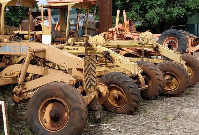 Governo anuncia leilão com 44 lotes de caminhões e maquinários agrícolas