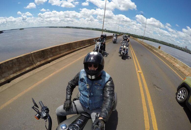 Motociclistas de MS: Solidariedade sobre duas rodas