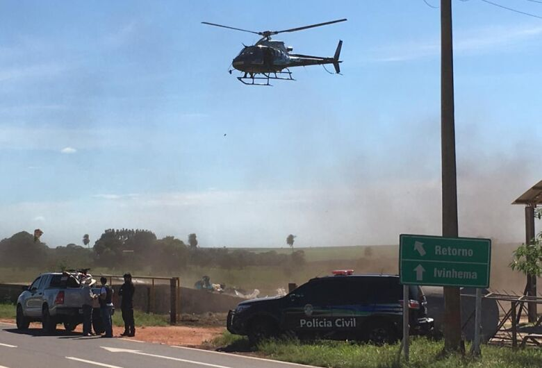 Força-tarefa atua desde ontem no combate ao crime em seis municíos da fronteira