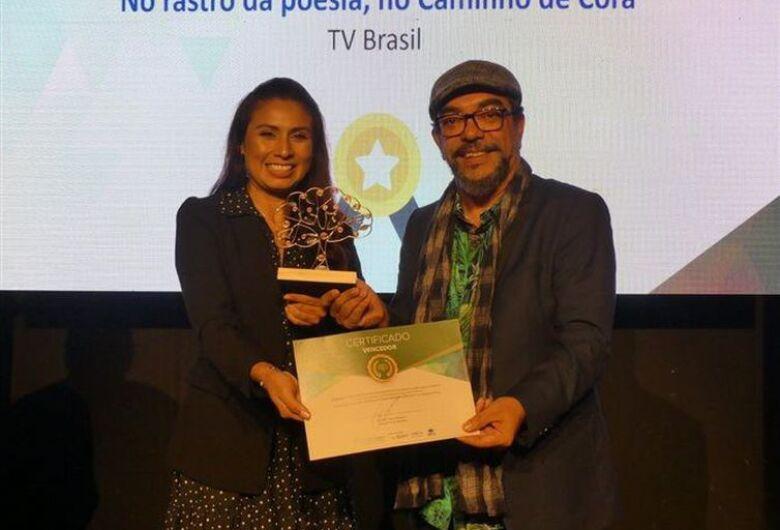 Jornalista sul-matogrossense vence prêmio nacional de sustentabilidade