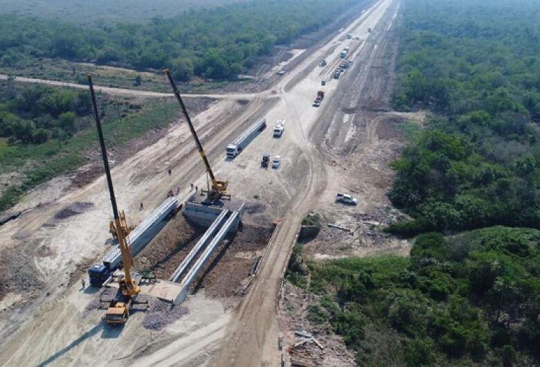 Cronograma da Rota Bioceânica segue com obras em ritmo acelerado no Paraguai