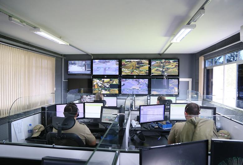 Aplicativo integrado com a polícia prevê 250 câmeras em pontos de Dourados