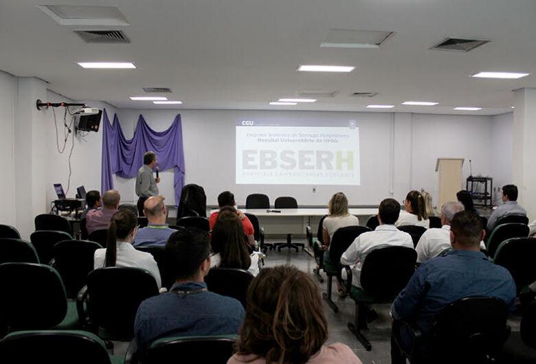 Gestores do HU-UFGD participam de curso sobre prevenção e resolução de conflitos