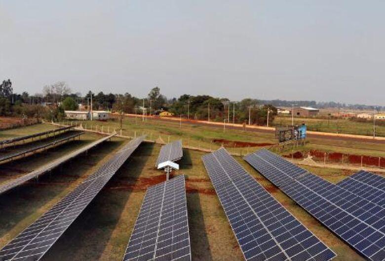 Usina solar fotovoltaica da UFGD está em fase de testes