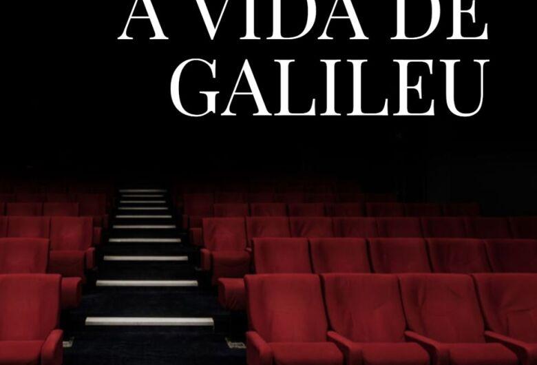 """Artes Cênicas da UFGD encena """"A Vida de Galileu"""""""
