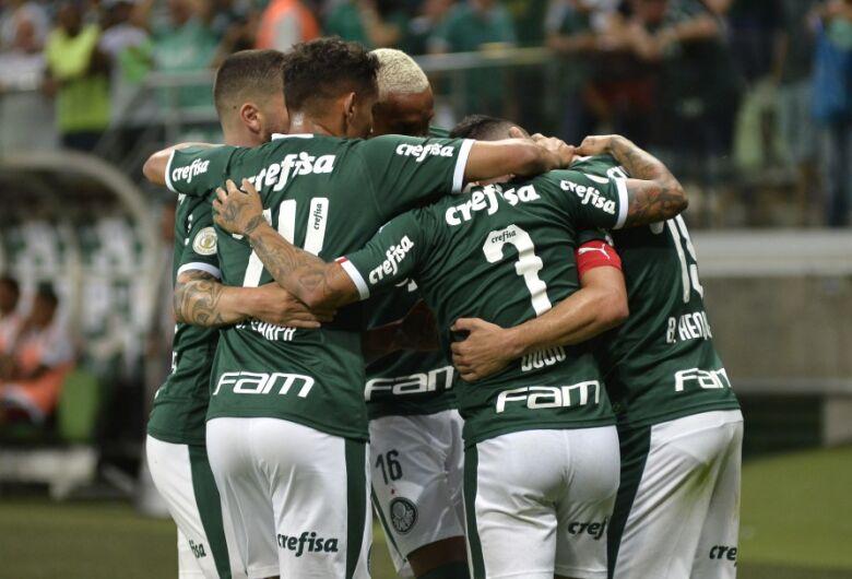 Palmeiras lidera Ranking Nacional de Clubes da CBF em 2020