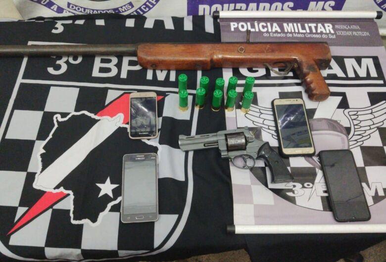 Polícia frustra plano de quadrilha de roubo de caminhão